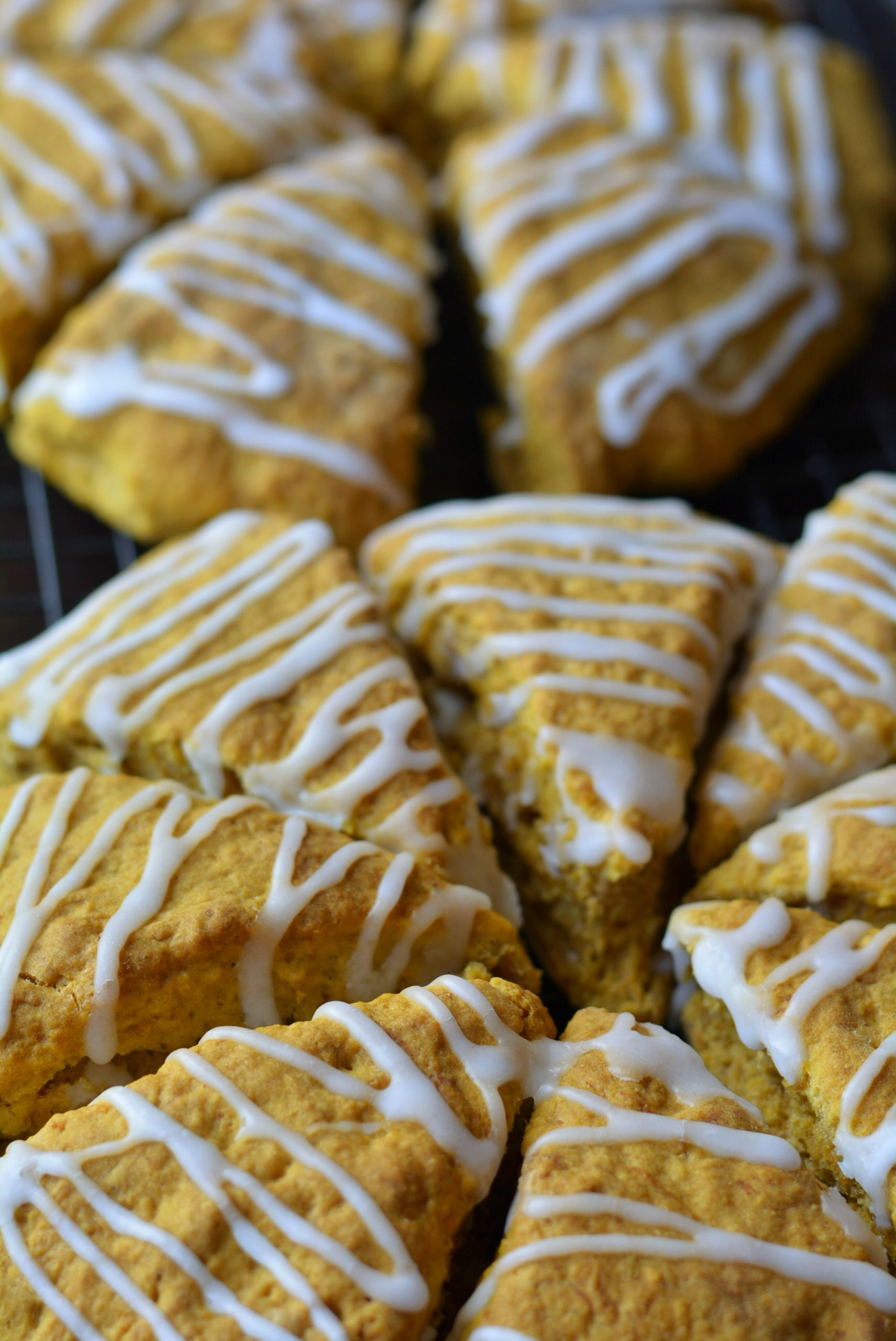 Je bekijkt nu Wortel scones – Carrot scones