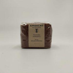Chocolade vermicelli melk 250 g