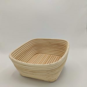 Rijsmand vierkant 22 cm